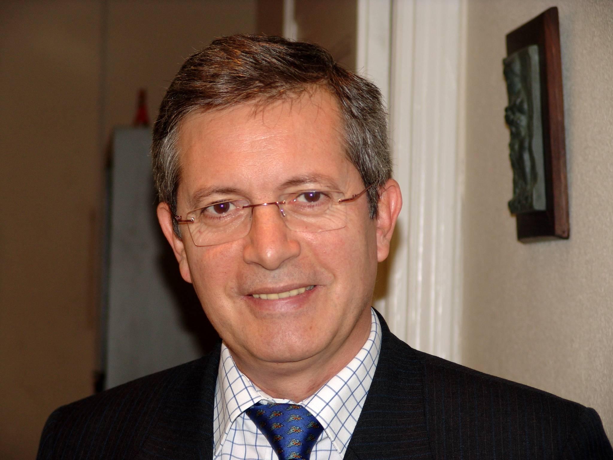 Luis Carbonel, presidente de Concapa